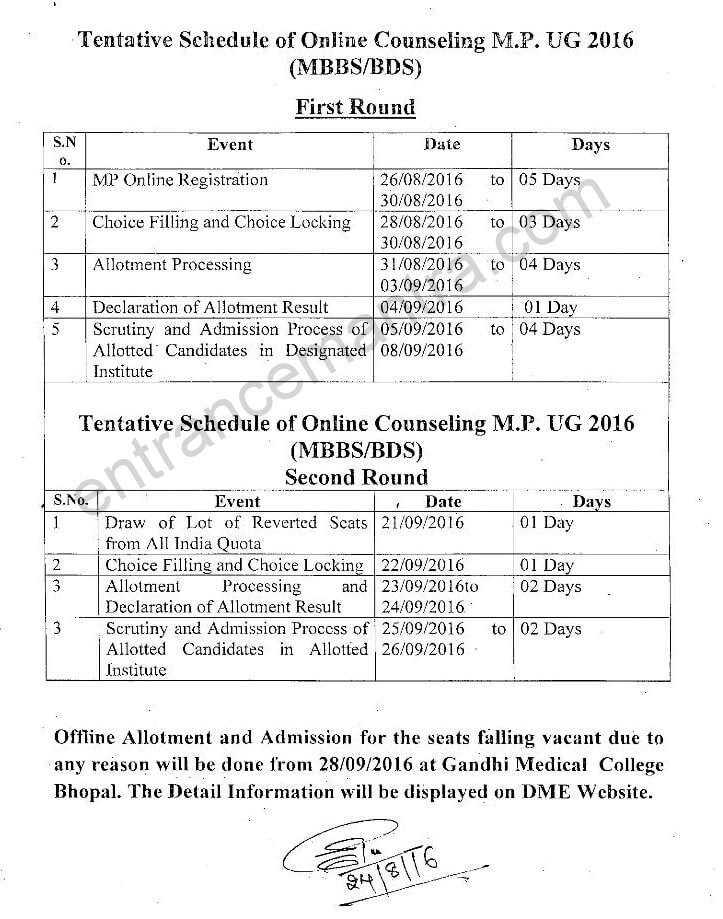 mp-mbbs-bds-schedule-neet