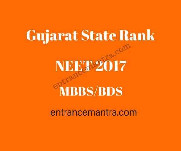 Gujarat-neet-state-rank-merit-list-admission-process